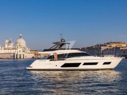 Ferretti Yachts 670 - CMM YACHT SERVICE